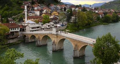 When the lands of modern-day Bosnia and Herzegovina were conquered by the Ottomans in 1463, the country underwent huge changes, making Sarajevo an important hub. In order to meet the needs of...