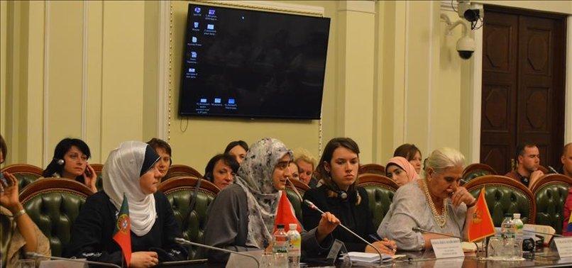 PLIGHT OF SYRIAN WOMEN IN FOCUS AT UKRAINIAN PARLIAMENT