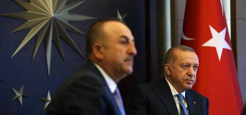 TURKISH PRESIDENT ATTENDS G20 SUMMIT VIA VIDEO LINK