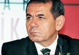 Galatasaray Kulübü Başkanı Dursun Özbek'ten Hakan Şükür ve Arif Erdem açıklaması!