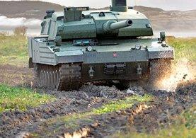Milli Altay Ana Muharebe Tankı'na motor Ukrayna'da bulundu!