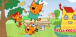 Tatlı Kedicikler - Yapboz Oyunu