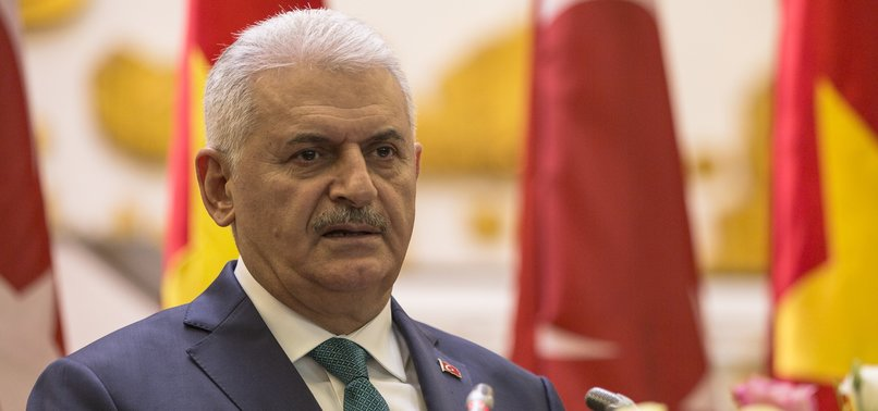 TURKEY TO STRENGTHEN TRADE TIES WITH ASIA, TURKISH PM YILDIRIM SAYS