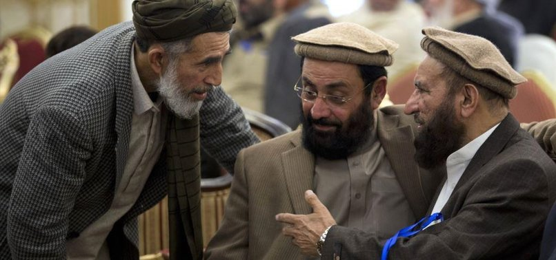 EX-AFGHAN PM WANTS TURKEY'S ACTIVE ROLE IN PEACE EFFORT