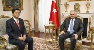 PM Yıldırım warns Japan on FETÖ structure