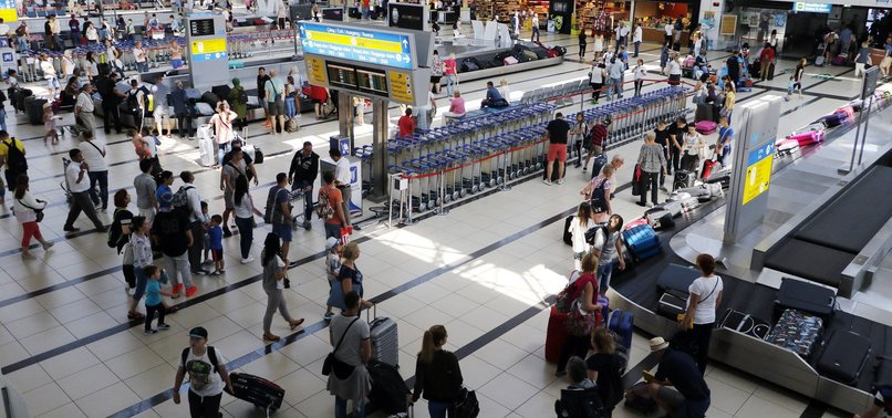 OVER 30M FOREIGNERS VISIT TURKEY IN JAN-NOV