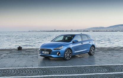 Yeni Hyundai i30, güvenlikten tam not aldı