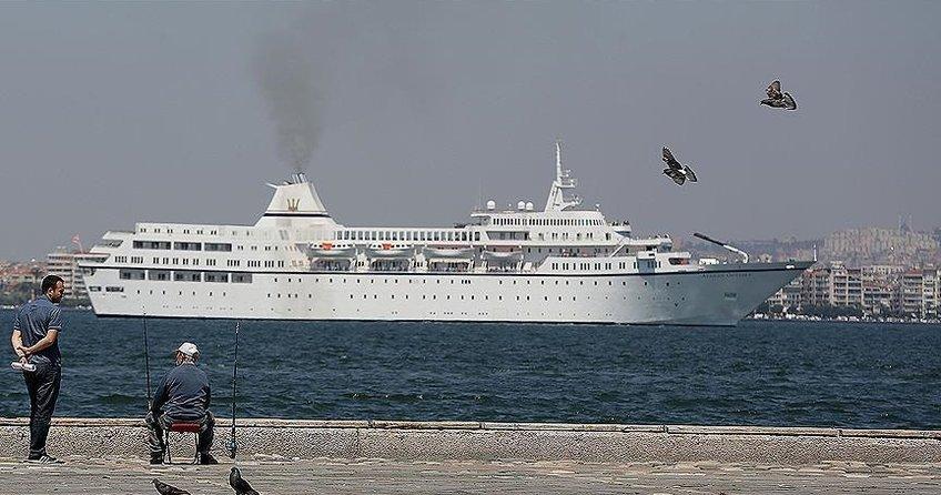 Dev gemilerin rotası yeniden Türkiyeye dönüyor
