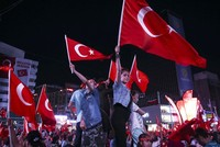 The mayor of Turkey's capital Ankara on Tuesday announced the renaming of the city's main public square to mark the resistance against the July 15 attempted coup.