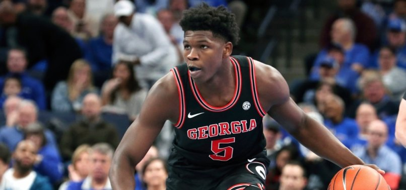 2020 NBA DRAFT: ANTHONY EDWARDS, JAMES WISEMAN GO 1-2