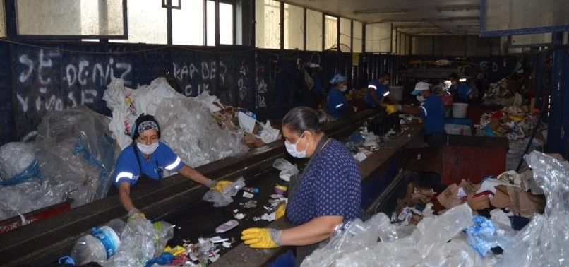 PLASTIC RECYCLING SETS 4.3 MILLION TON GOAL BY 2030