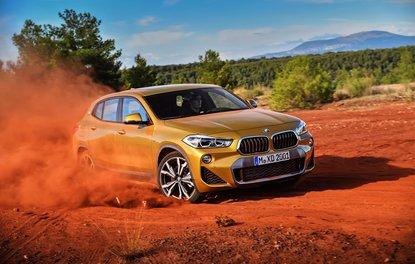 İşte BMW X2