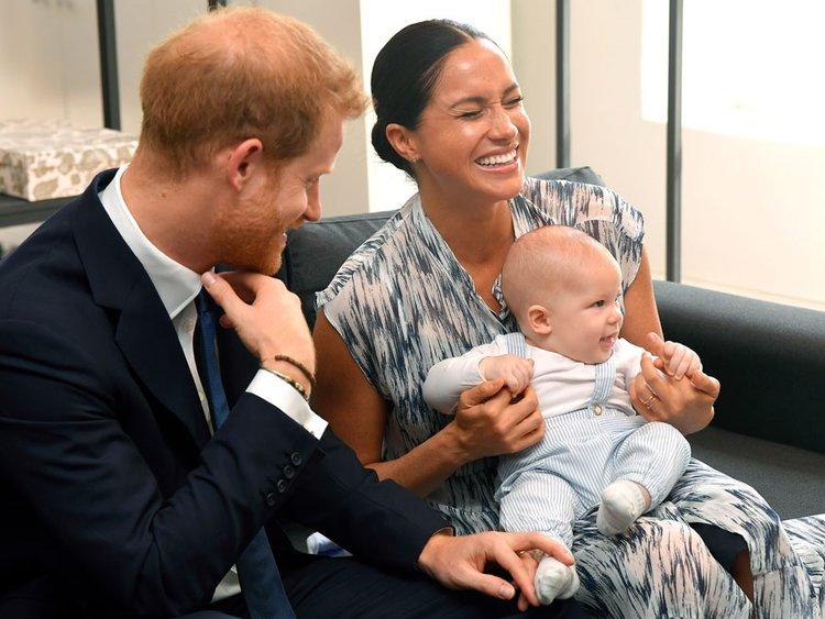 """""""Archie'nin kraliyet yaşantısıyla büyümesini istemediler"""""""