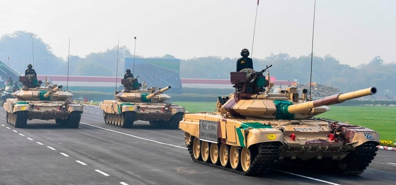INDIA RESERVES $9.3 B FOR LOCAL DEFENSE PURCHASES