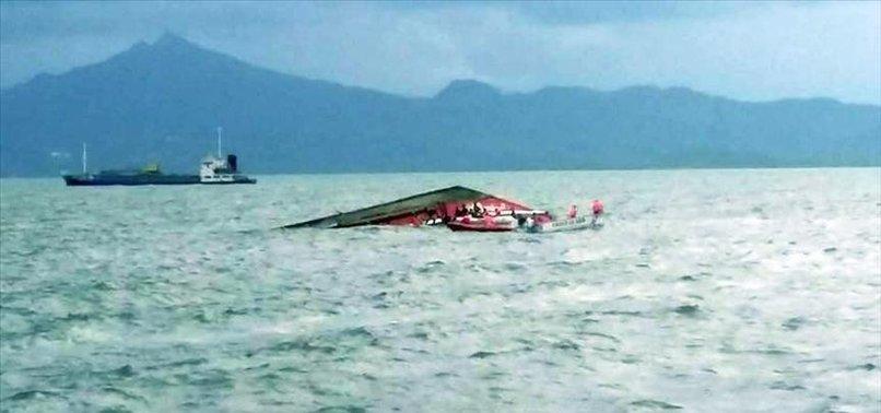 AT LEAST 26 KILLED AS BANGLADESH PASSENGER BOAT CAPSIZES