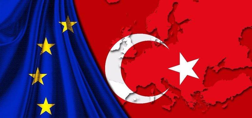 TURKEY SEES EU MEMBERSHIP AS STRATEGIC AIM