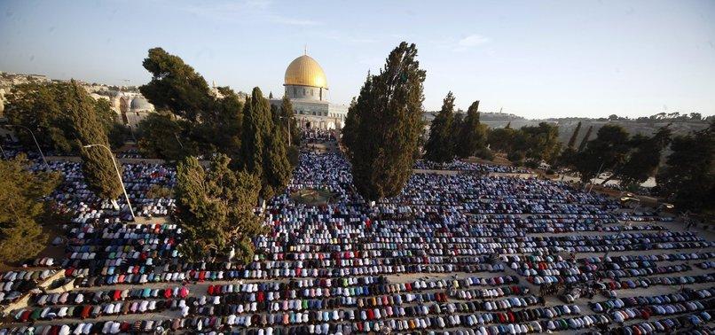 AL-AQSA PREACHER SHEIKH EKREMA SABRI HAILS WISE TURKISH POLICY ON JERUSALEM