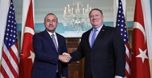 FM Çavuşoğlu, Pompeo discuss Khashoggi murder