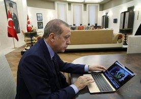 Cumhurbaşkanı Erdoğan'ın beğendiği fotoğraftaki küçük kız konuştu