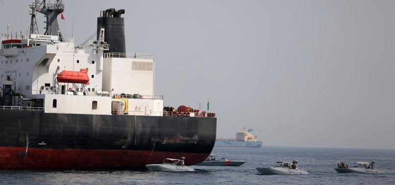 INITIAL US ASSESSMENT BLAMES IRAN FOR SHIP ATTACKS