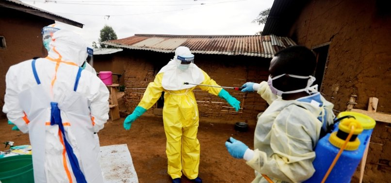 SECOND EBOLA CASE CONFIRMED IN EASTERN CONGO, HEALTH OFFICIAL SAYS