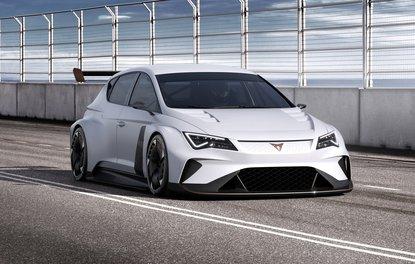 2018 Cupra e-Racer