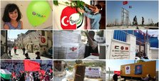 Turkey carried out 71 projects in Palestine since 2005