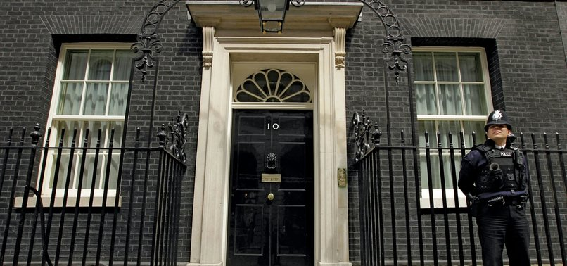 UK PREMIER SUGGESTS COMPULSORY FACE MASKS IN SHOPS