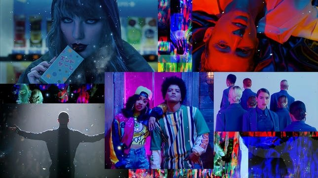 2018'in en iyi müzik klipleri