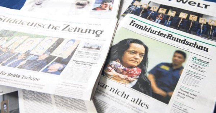 Alman basını da tatmin olmadı