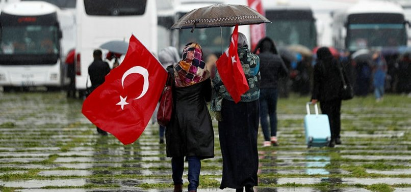 ALL-WOMEN CONVOY STARTS ITS JOURNEY IN İSTANBUL