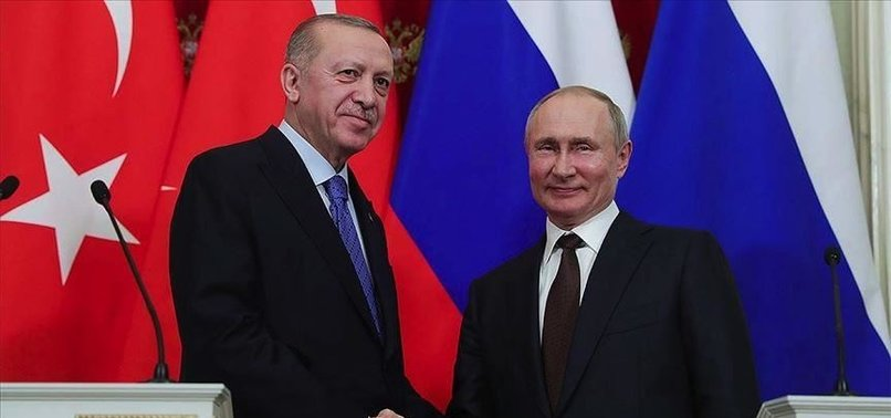 RUSSIA HAILS CENTENNIAL OF DIPLOMATIC TIES WITH TURKEY