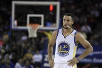 Stephen Curry set an NBA record with 13 3-pointers - one game after missing all his long-range attempts for the first time in two years - helping the Golden State Warriors beat the winless New...