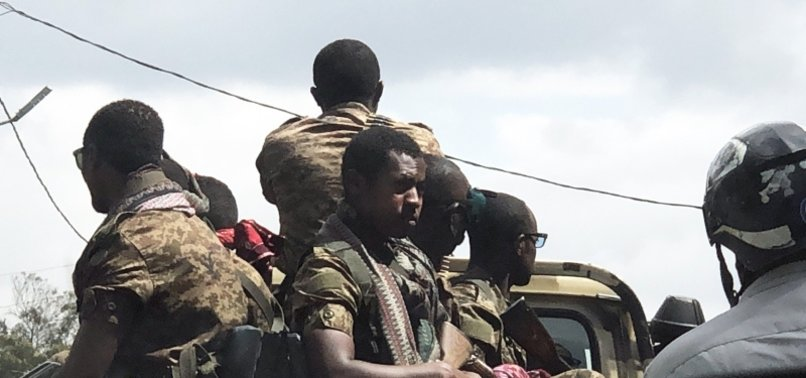 ETHIOPIAN FORCES END MAIN OPERATION IN NORTHERN TIGRAY