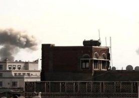 Yemen'de otele hava saldırısı! En az 30 kişi...
