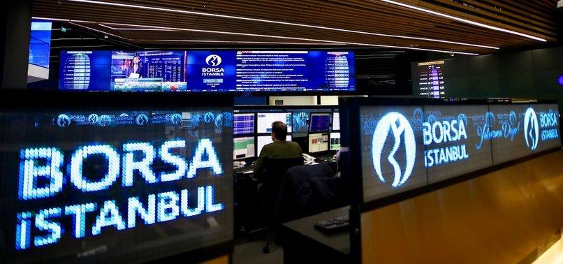 TURKEYS BORSA ISTANBUL UP AT TUESDAY OPEN