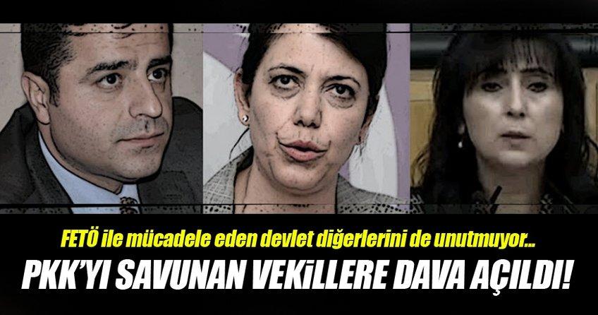 Adana'da 3 HDP'li milletvekili hakkında 5 ayrı dava