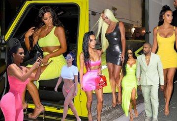 Kim'in neon aşkı