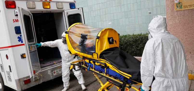 MEXICOS CORONAVIRUS DEATH TOLL RISES TO 136,917