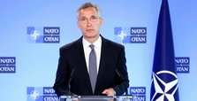 NATO chief Stoltenberg: China does not share our values