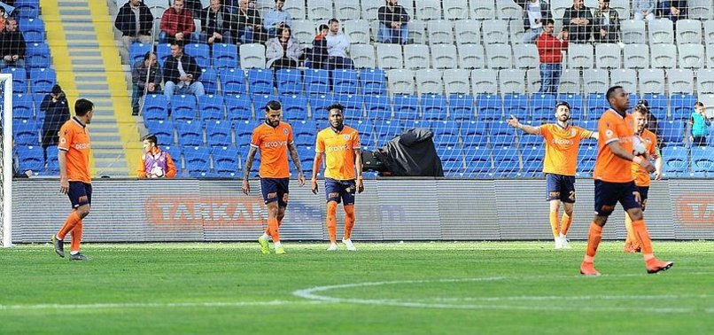 BAŞAKŞEHIR DRAW WITH RIZESPOR 1-1 IN TURKISH SUPER LEAGUE
