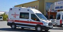 Bomb blast injures 2 Turkish soldiers