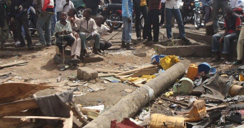 Nijeryada bombalı saldırı!