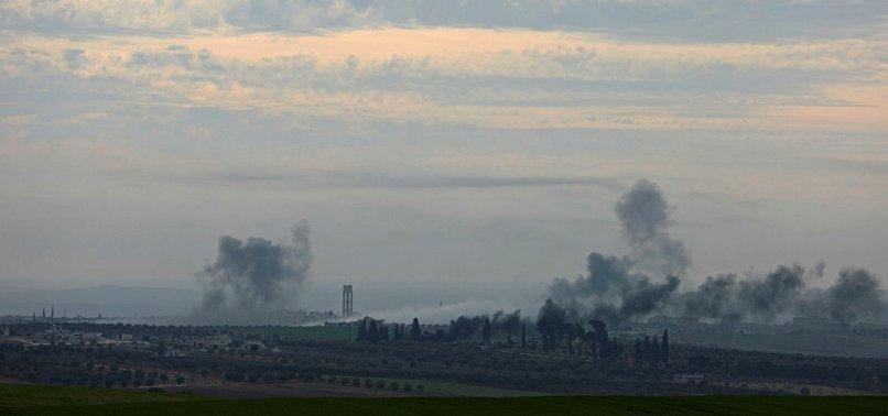 ATTACKS ON IDLIB WILL CAUSE NEW MIGRATION WAVE, TURKEY WARNS