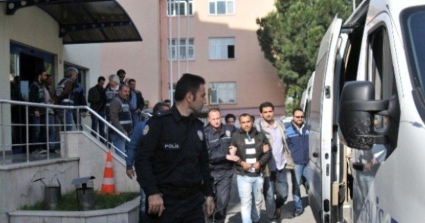 Hava Harp Akademisi'ndeki darbe toplantısına 12 tutuklama