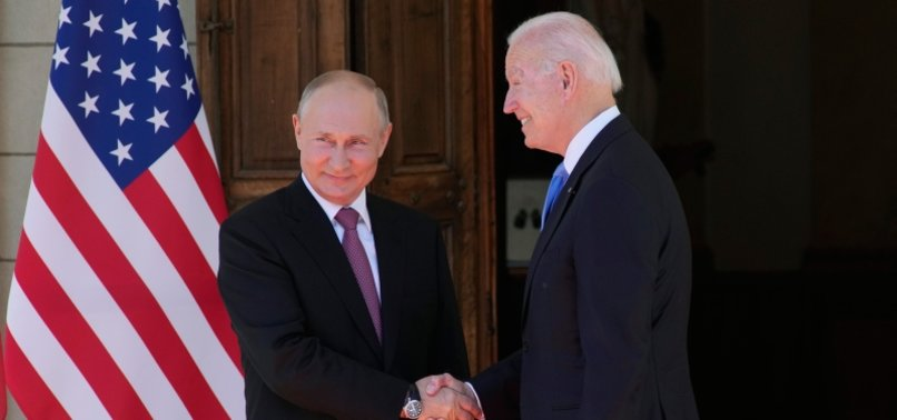 RUSSIA, US MULL FRESH PUTIN-BIDEN MEETING