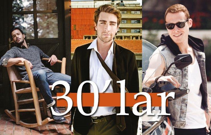 Her Yaşta Çekici: 30'lar
