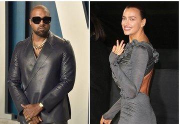 Kanye West ile Irina Shayk aşk mı yaşıyor?