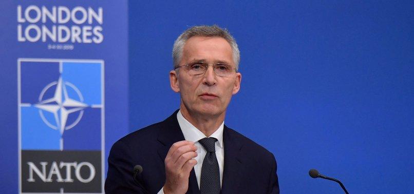 TURKEY DROPS BLOCK ON DEFENCE PLAN FOR BALTICS - NATO CHIEF