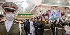 Iran begins funeral for slain military nuclear scientist